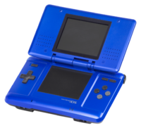 Nintendo DS (Electric blue)