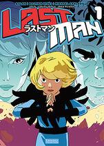 Lastman Cover JP