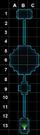 Ancient ruins choros tier grid