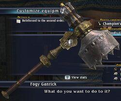Warlord's Grandhammer