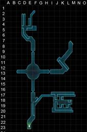 Aqueducts central sliuceway grid