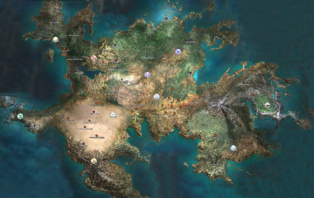 Image - World Map actual size.jpg | The Last Remnant Wiki | FANDOM ...