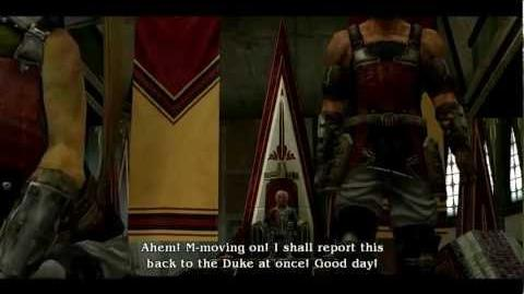 The Last Remnant - 13 - The Fiery Idol Athlum's False Report
