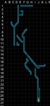 Aqueducts third channel grid