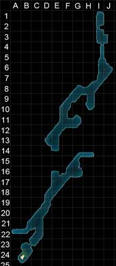 Numor mine operation area no5 grid