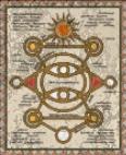 Divine guardian emblem
