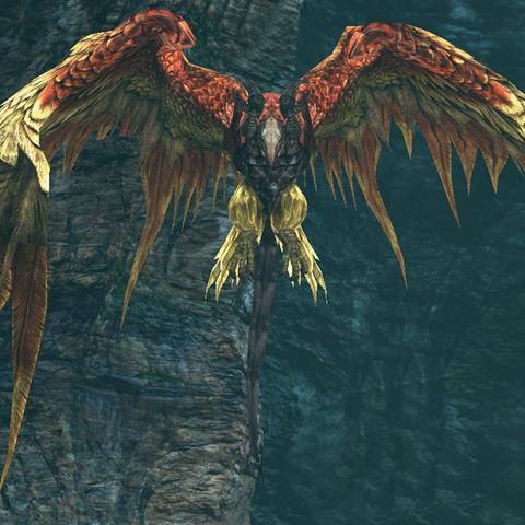 Dominator flying.