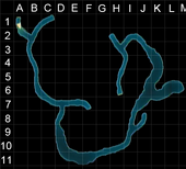 Blackdale 2ndentr cuspate wall grid