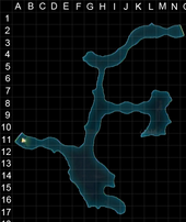 Fornstrand realm of sea monster grid