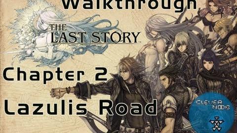 Chapter 2 Walkthrough