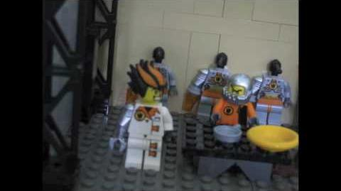 Lego Agents mission 2