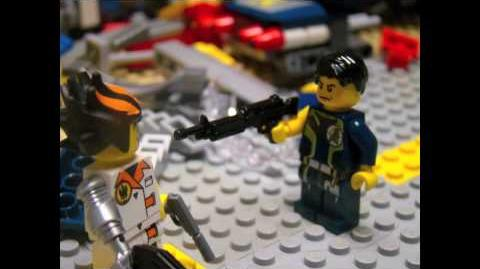 Lego Agents Mission 5 part 3