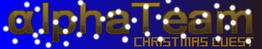 AlphaTeam Christmas Quest Logo