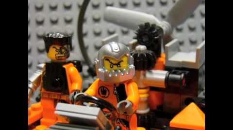 Lego Agents Mission 4