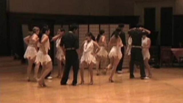 Texas Latin Dance 2008 Spring Show