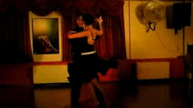 Tango Negro - Tzahala and Andrej