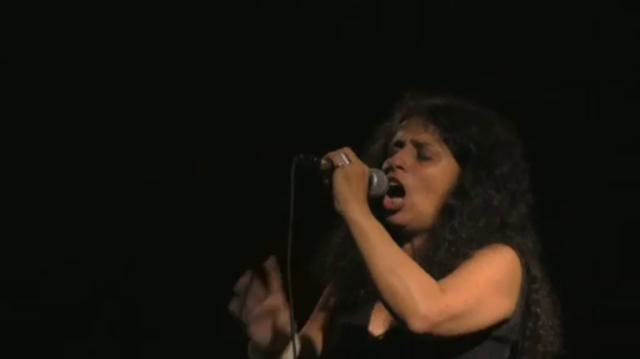 Maria Cangian sing Piazolla Tango's