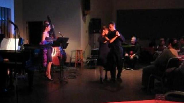 Tango to Kurt Weill