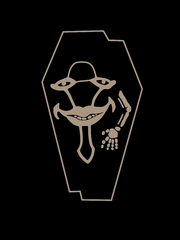The Laughing Coffin