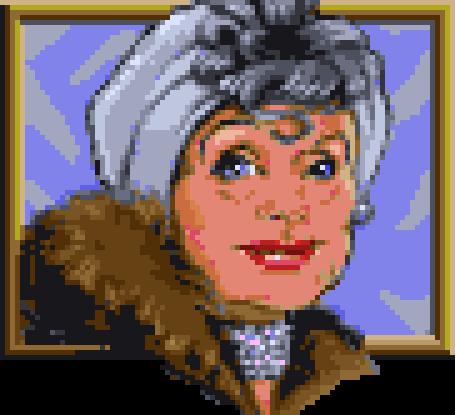 Countess Lavania Waldorf-Carlton