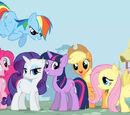 My little ponny; que pase la ponny