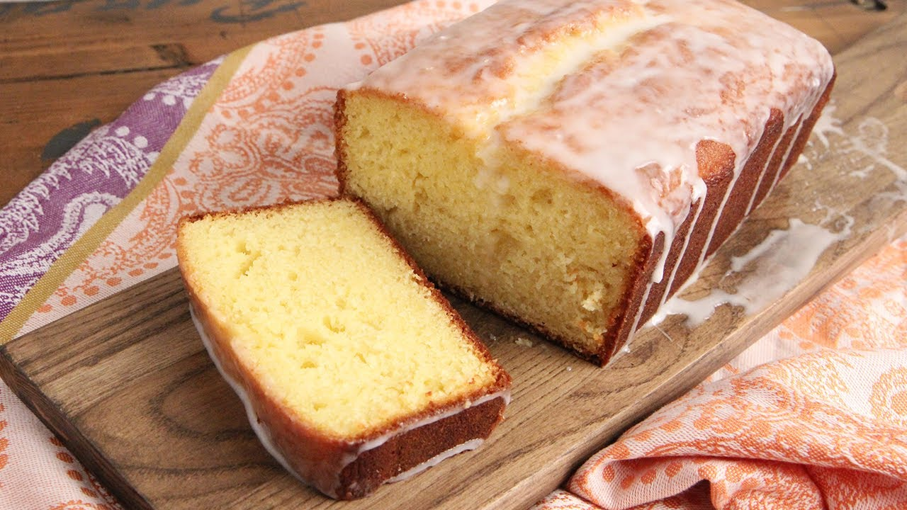 Lemon Loaf Cake Laura In The Kitchen Wiki Fandom Powered By Wikia