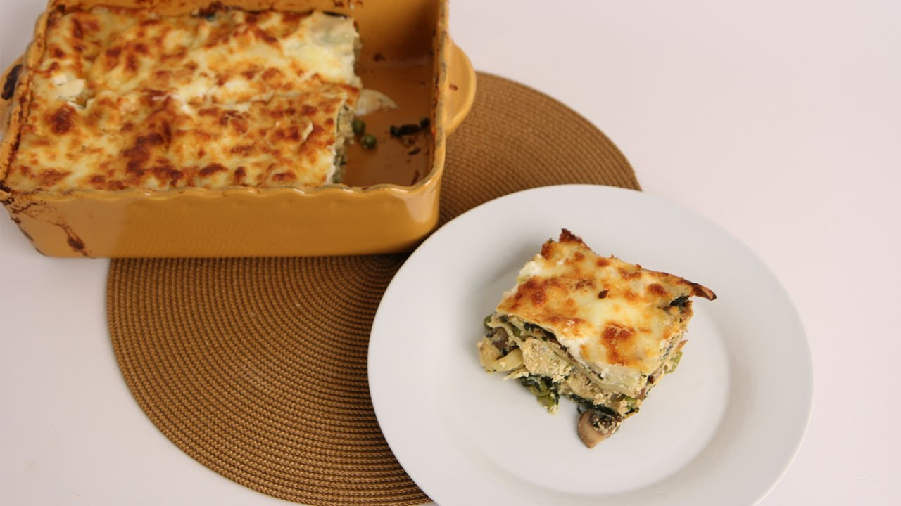 Vegetable Lasagna | Laura in the kitchen Wiki | FANDOM powered by Wikia