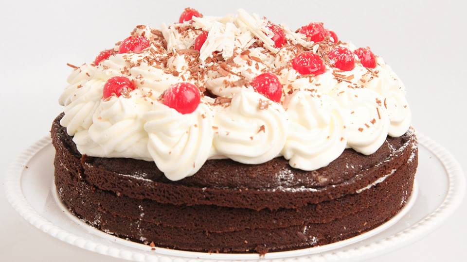 Black Forest Cake Laura In The Kitchen Wiki Fandom