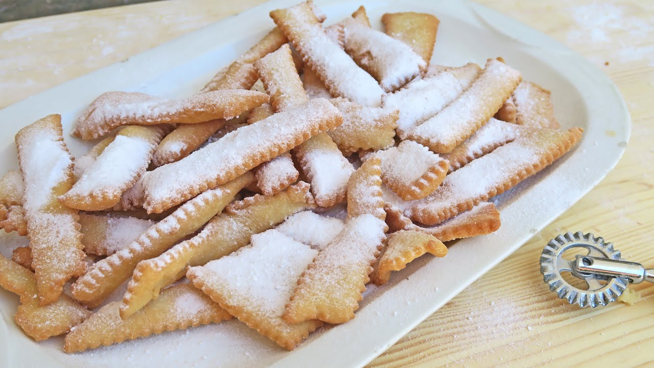 Chiacchiere Laura In The Kitchen Wiki Fandom Powered By