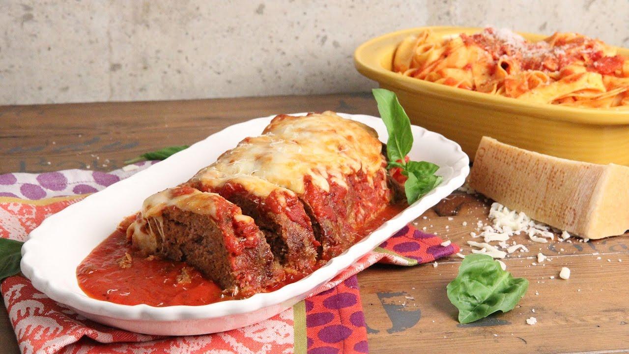 Chicken Parm Meatloaf | Laura in the kitchen Wiki | FANDOM powered ...
