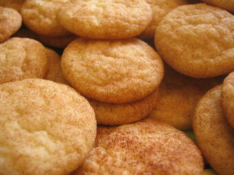 Snickerdoodle Cookies | Laura in the kitchen Wiki | Fandom