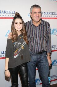 Laura at the 16th annual New York Family Day (16)