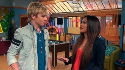 Set Visit and Interview with Disney's Austin & Ally