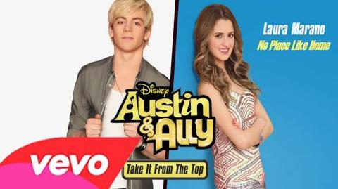 """Laura Marano - No Place Like Home (From """"Austin & Ally"""" Audio Only)"""