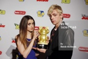 Auslly at red carpet