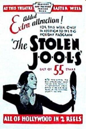 Lh the stolen jools poster