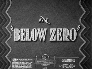 Lh below zero
