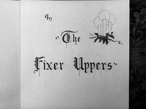 Lh fixer uppers