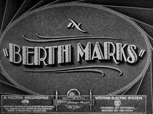 Lh berth marks