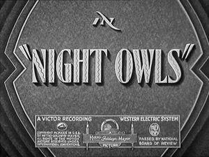 Lh night owls