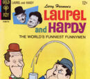 Laurel and Hardy (Gold Key) 2