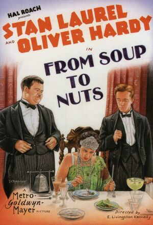 Lh from soup to nuts poster