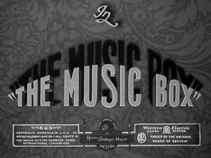Lh the music box