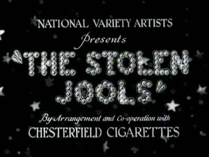 Lh the stolen jools