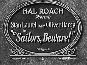 Lh sailors beware
