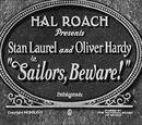 Sailors Beware!