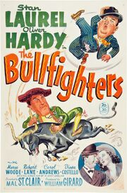 Lh bullfighters poster