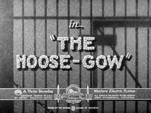 Lh the hoose-gow
