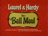 Ball Maul