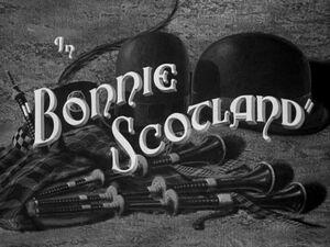 Lh bonnie scotland